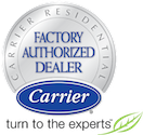 Factory Authorized Dealer-Carrier