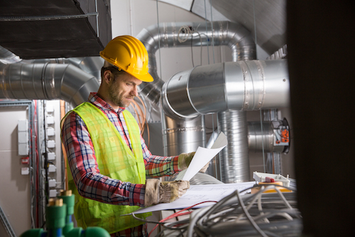 When to Call in a Professional Commercial HVAC Service