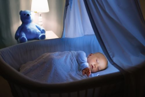 air conditioning baby's room